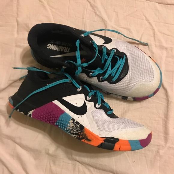 Nike Metcon 3s, size 7